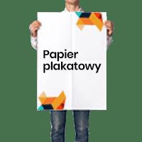 papier plakatowy plakaty druk wielkoformatowy